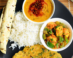 Indian Lunch Combo